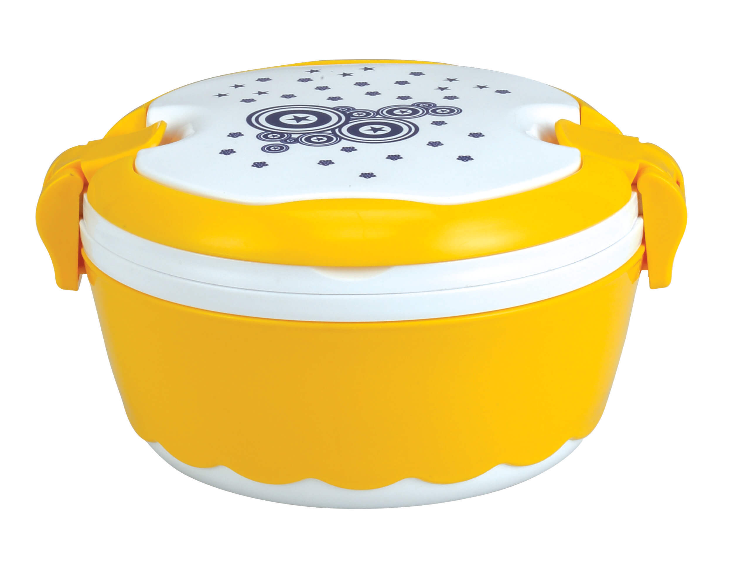 Venus RO Tiffin Box-Yellow