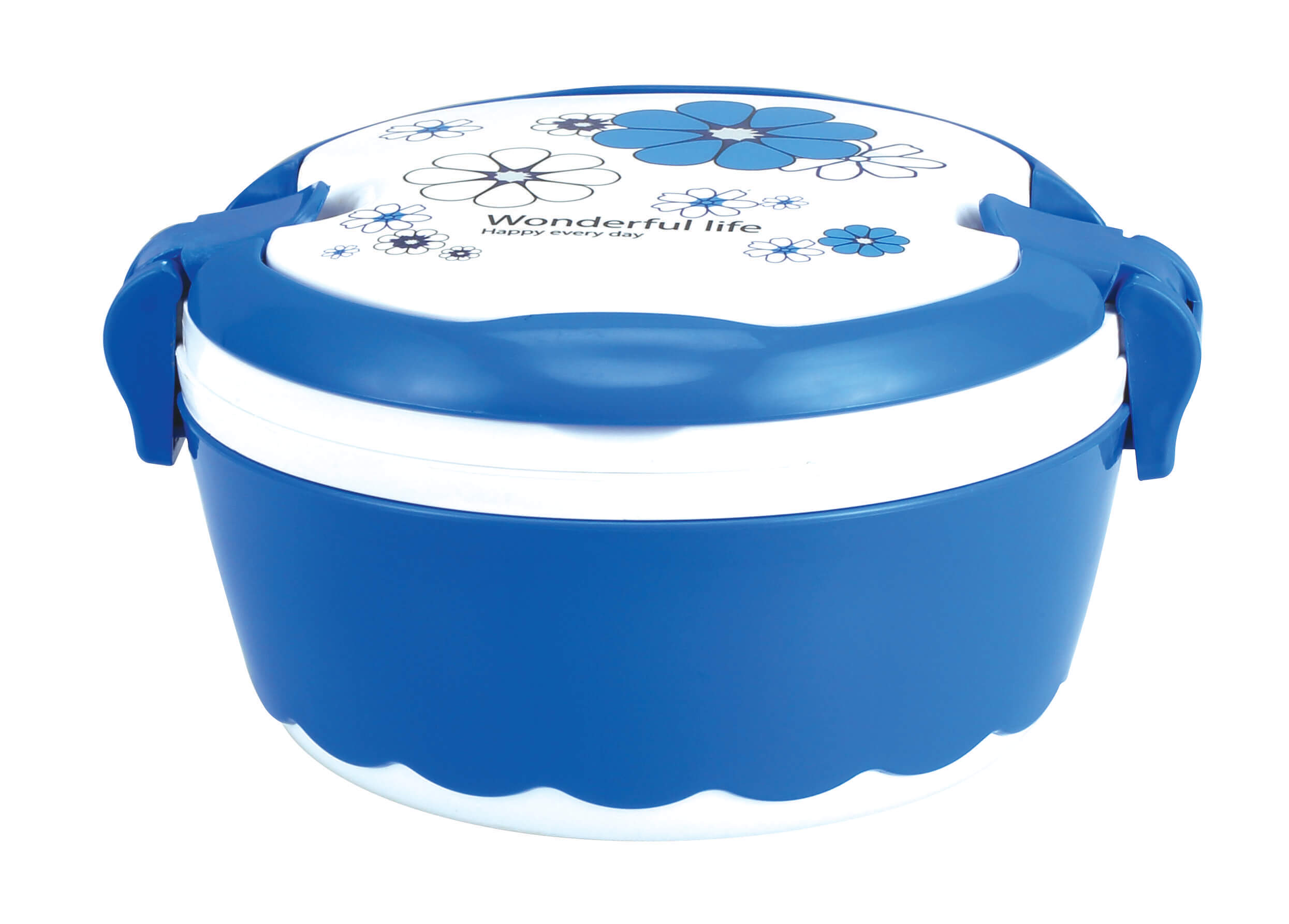 Venus RO Tiffin Box-Blue