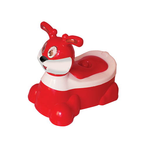 Popular Baby Potty Red
