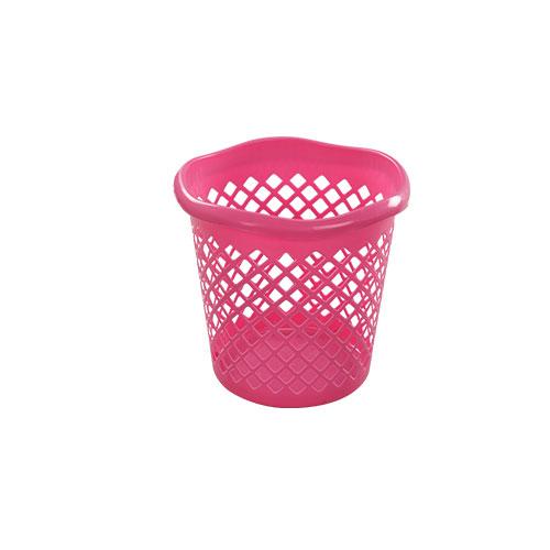 Wave Paper Basket Assorted