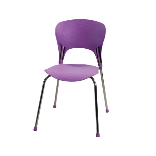 Stelo Smart Chair – Violet