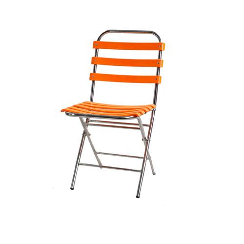 Stelo Casual Chair – Orange