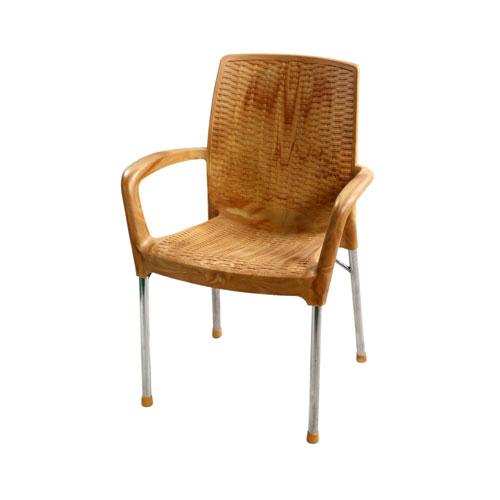 Stelo Caino Chair -Sandal Wood