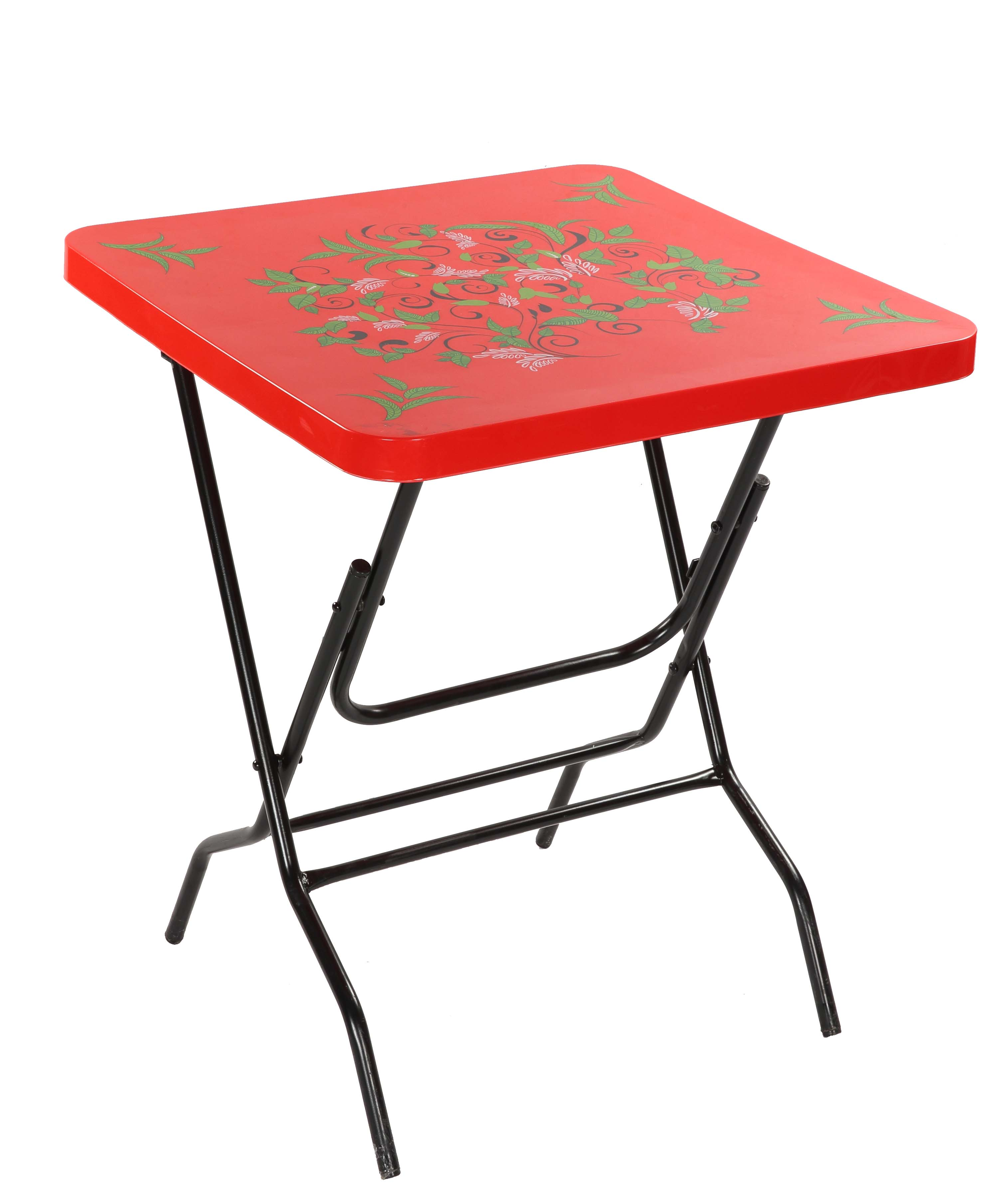 Royal Coffee Table(Printed)Red