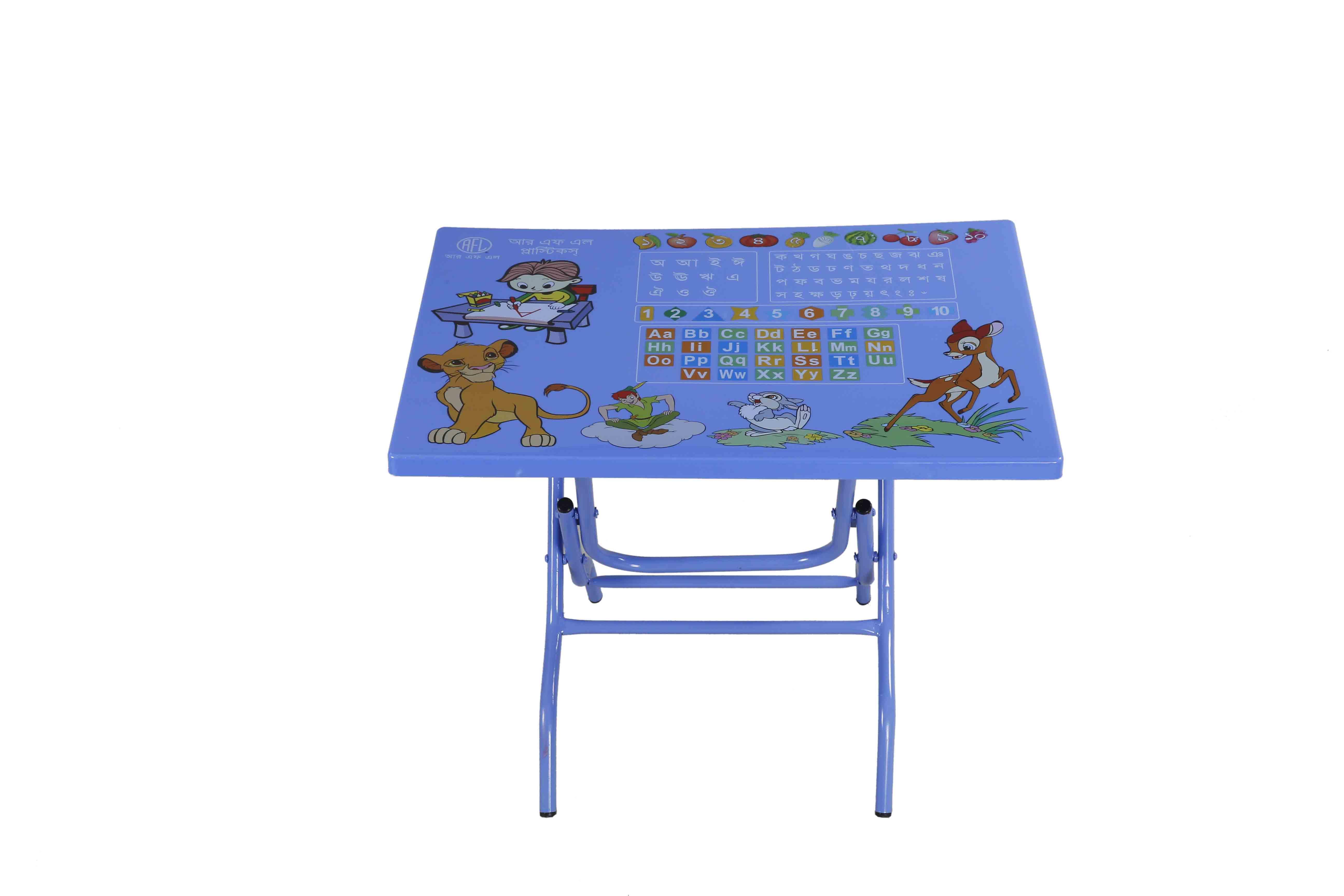 Baby Reading Table StLeg Kidstar-Parrot Green