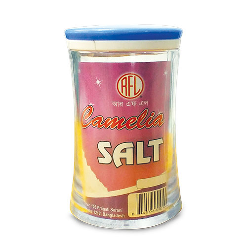Camelia Salt Jar Trans