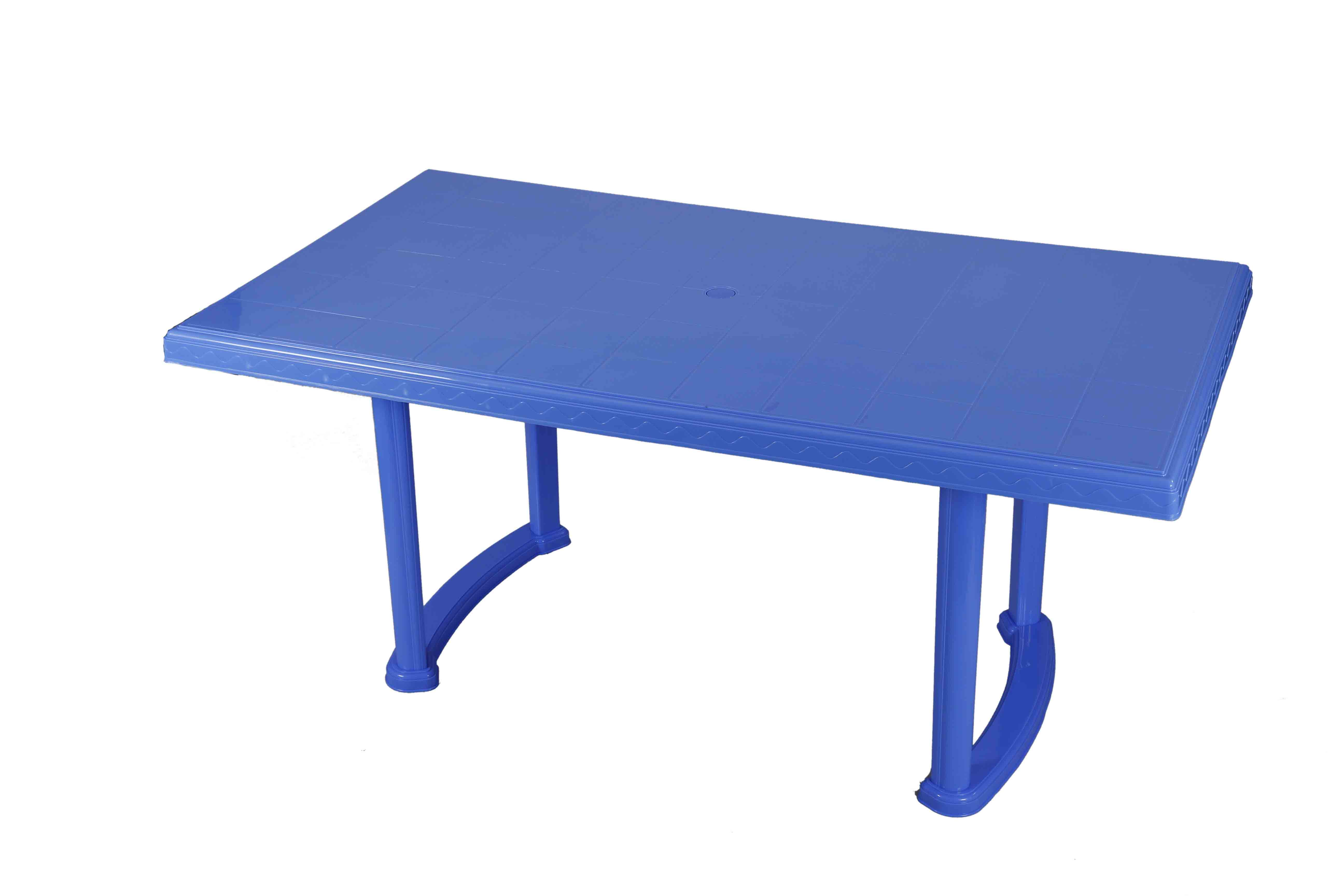 Decorate Table 6 Seated PlasLeg – SM Blue