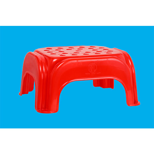 Love Stool Red