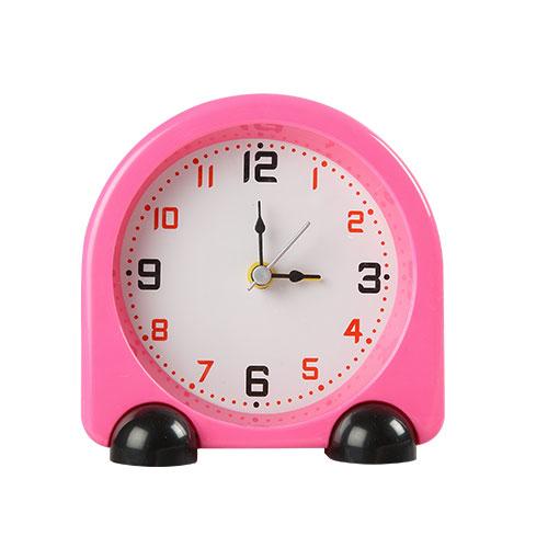 Meiya Table Clock Pink
