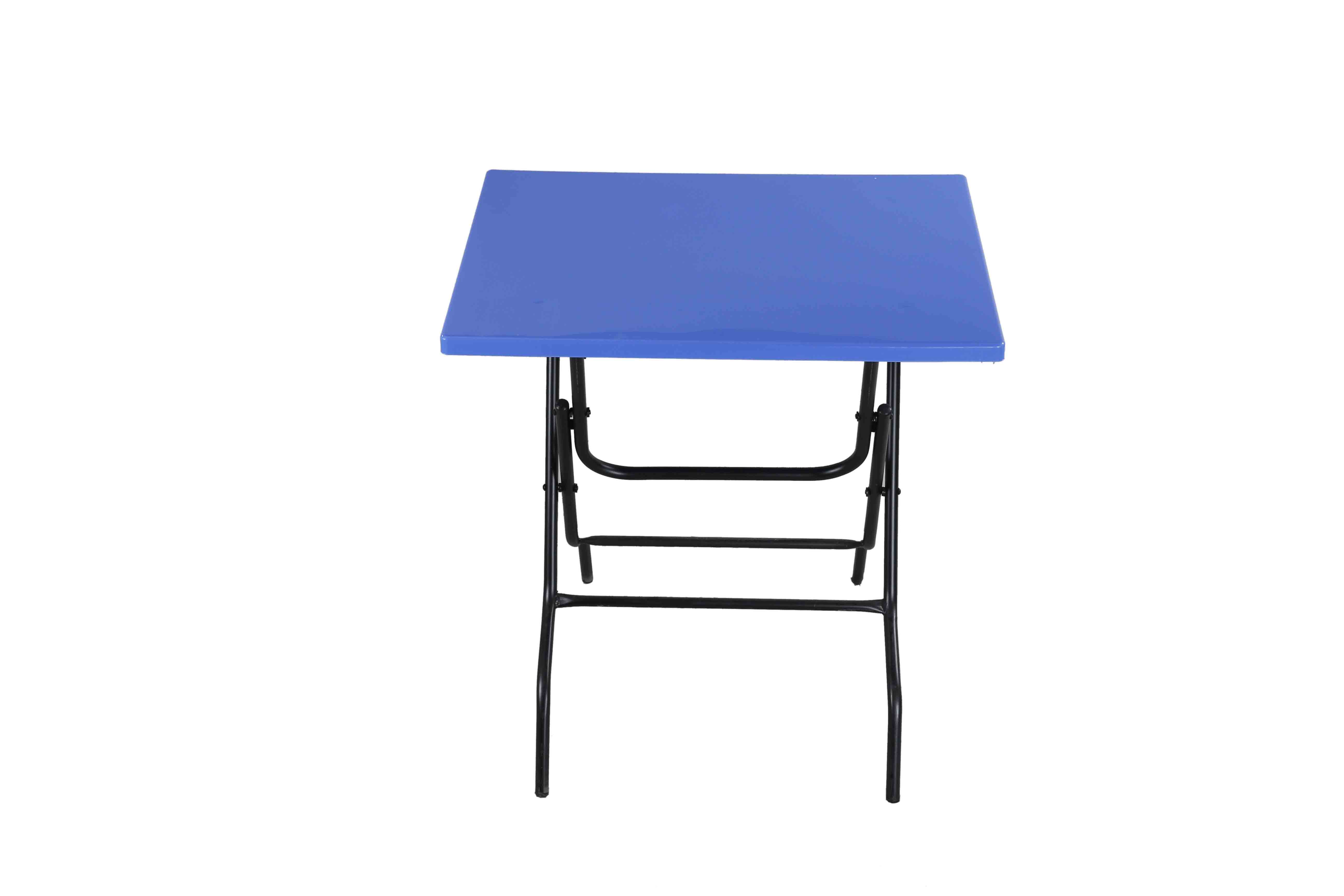 Restaurant Table Two Seat St/Leg – SM Blue
