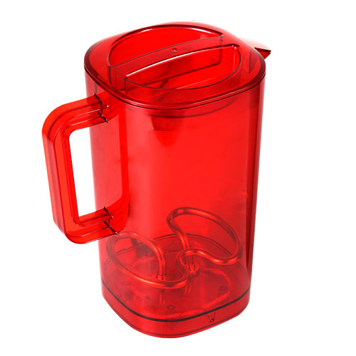 Stover Heater Jug 1.8L Trans Red