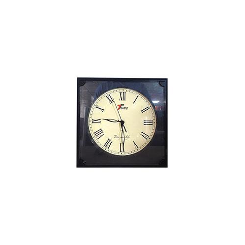Tune SQ Panama Wall Clock Black