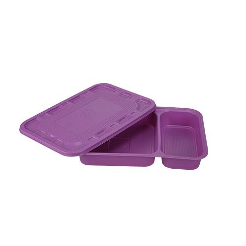 Two Part Lunch Box 25 PCS set