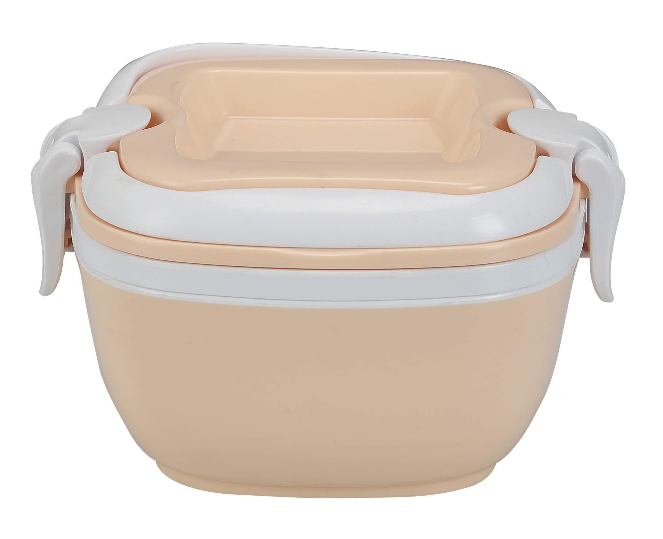 Sysco Tiffin Box-SQ One Bati-Cream