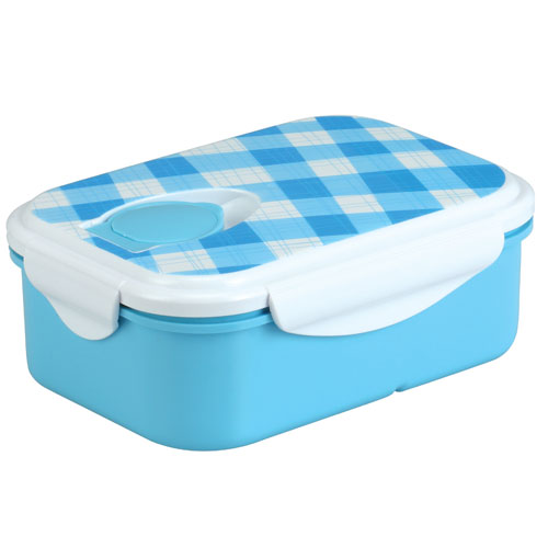 Two Part Tiffin Box Two Color-Pink