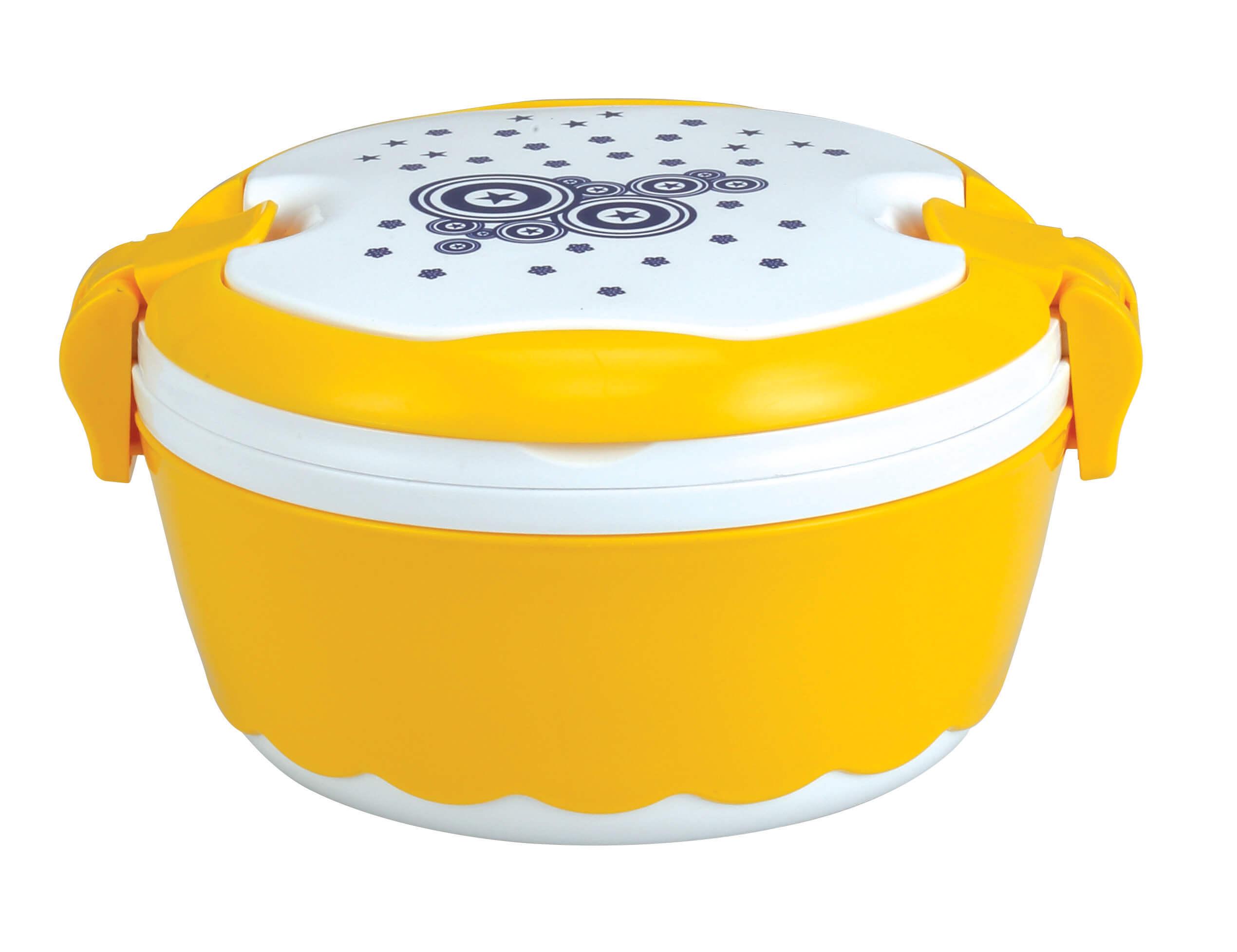 Venus RO Tiffin Box-Yellow